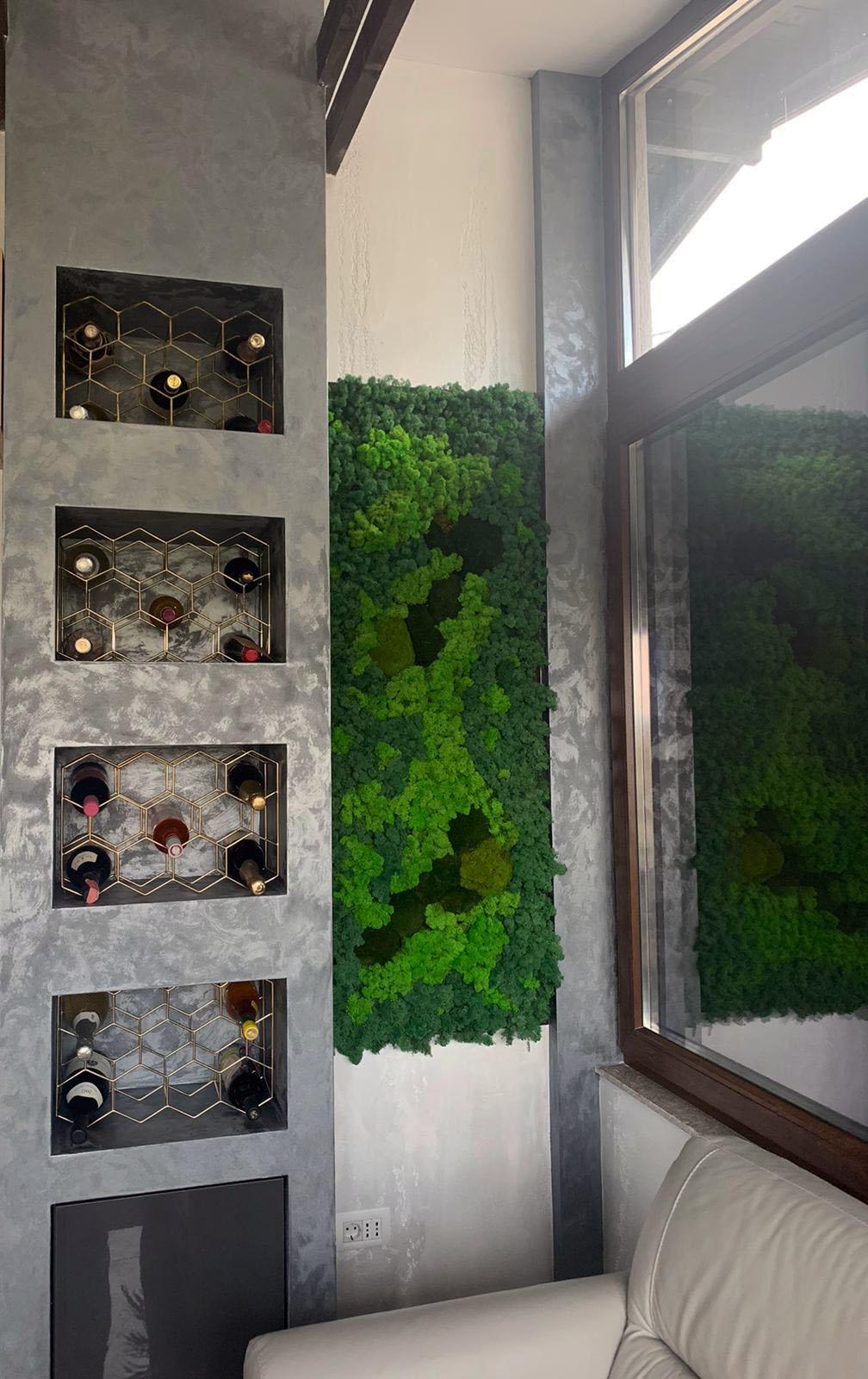 interior decoratiune licheni